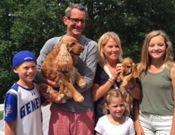 Davie and Family