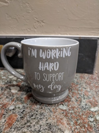 Mug from Katie